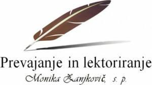 Prevajanje in lektoriranje, Monika Zanjkovič, s.p.